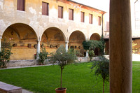 Former Cloister, Museo Civico, Bassano