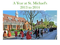A Year at St Michael and All Angels 2013-14